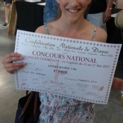 Célia (Concours National Châlons en Champagne)